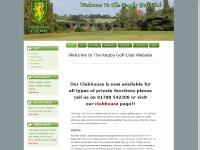 Societies, Pro Shop, Newsletters, Clubhouse