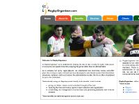 RugbyOrganiser.com - Rugby player, fixture and club management system for rugby clubs