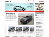 runesbil.se Honda, Accord, CR-V