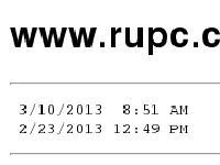 www.rupc.co.uk - /