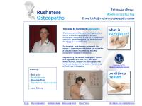 Osteopath - Chesham - Rickmansworth - Berkhamsted - Sports Injuries - Back Pain