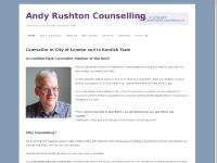 Counsellor in City of London and in Kentish Town - Andy Rushton Counselling