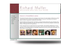 Richard Muller - Wigs and Make Up