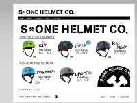 S-ONE SKATEBOARD HELMETS