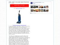Miele S7210 Best Price : Miele : S7210 Twist Upright Vacuum (Royal Blue)