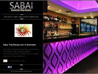 SABAI Aberdeen Thai Restaurant