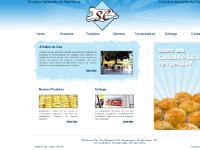 sabordoceusalgados.com.br Empresa, Produtos, Clientes