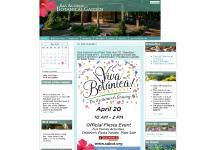 The Garden, Architecture, Carriage House Bistro, Garden Gate Gift Shop