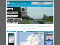 GoSafe, iPhone App, Garmin sat nav, speed camera