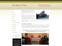 saintanthonyofpaduawh.org West Harrison NY, White Plains NY, Roman Catholic Church