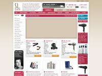 salonlines.co.uk ghd, Hair Straighteners, Salon Hairdryers