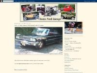 Sam's Ford Garage - Vintage Ford Cars, Ford V8, Ford 3 Window Hot Rod