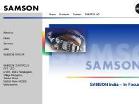SAMSON India - Home