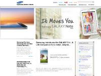 Samsung Mobile Press