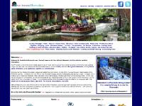 San Antonio Riverwalk Information and Travel Guide