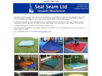 tarpaulin sandpit covers Seal Seam nursery schools playgroups back gardens parks