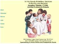In His Hands Midwifery Services