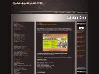 sandrazor.com dunebuggy, sandrail, sandcar