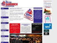 The British Sandwich Association the industry body representing sandwich manufacturers, retailers and suppliers