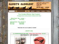 sandys-saddlery.com Saddles, Horses, Events