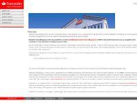 Web Comercial Santander Private AssetManagement