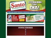 santosupermercado.com.br