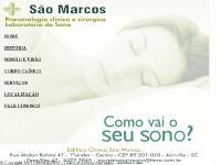 saomarcospneumologia.com.br HISTÓRIA, MISSÃO E VISÃO, CORPO CLÍNICO