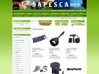SAPESCA web Página Principal SAPESCA web