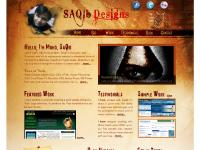 Saqib Designs: My Personal Webfolio to publish my work on the web | Mohd. Saqib