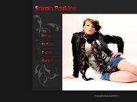 sarahparkins - Welcome to my Professional Model Portfolio....