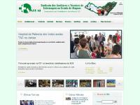 sateal.org.br SATEAL - Sindicato dos Auxiliares e Técnicos de Enfermagem no Estado de Alagoas