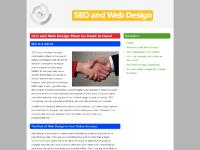 SEO and Web Design Must Go Hand in Hand