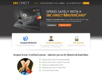 sbc-direct.co.uk Card Benefits, Apply for a card, Faqs