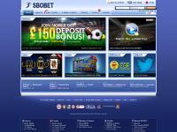 SBOBET - Asian Handicap Sports Betting