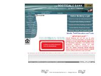 Scottdale Bank and Trust Home Page