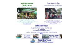 Scandinavia Bar and Restaurant, Pattaya, Thailand - Pattaya Nightlife