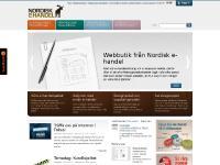 Webbutik från Nordisk e-handel