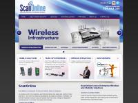 ScanOnline Barcode Systems, Labels, and Equipment