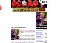 SCARS – The horror magazine that leaves marks!