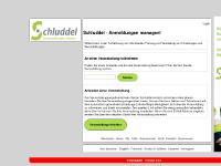 schluddel.co.uk menu.startseite, Hilfe, Impressum
