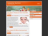 WCCM - School for Teachers