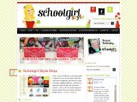 schoolgirlstyle.com Schoolgirl Style, Classroom Themes, Classroom Couture