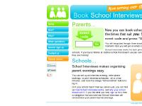 schoolinterviews.com.au school interviews, online booking, web booking