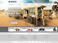 schuttindustries.com PRODUCTS, Military Trailers and Shelters, Light Tactical Trailer