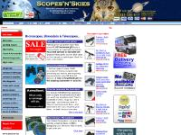 Binoculars, Microscopes, Telescopes birdwatching accessories. Free UK delivery.