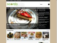 scordo.com Recipes, Food Philosophy, Personal Finance & How-To