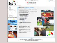 Score Events