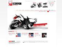 scorpion-exhausts.com exhausts, exhaust, motorbike
