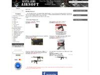 Scotia Arms Airsoft - Your One-Stop Full Metal Canadian Airsoft Shop