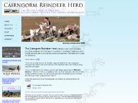 The Cairngorm Reindeer